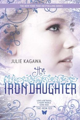 The Iron Daughter (Iron Fey Series #2)