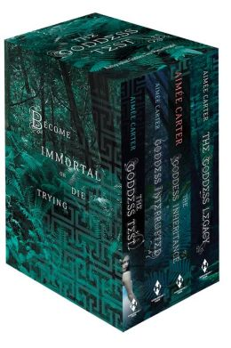 The Goddess Test Boxed Set: The Goddess Test, Goddess Interrupted, The Goddess Inheritance,The Goddess Legacy