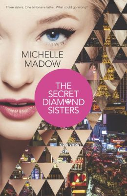 The cover of The Secret Diamond Sisters