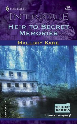 Heir to Secret Memories (Top Secret Babies)
