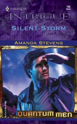 Silent Storm (Quantum Men Series)