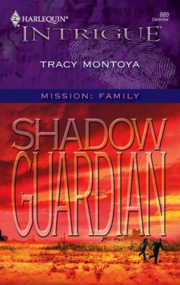 Shadow Guardian (Harlequin Intrigue #889)