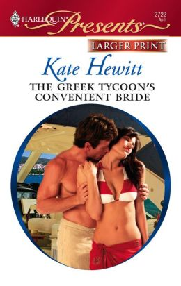 The Greek Tycoon's Convenient Bride