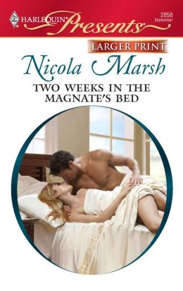 Two Weeks in the Magnate's Bed (Harlequin Presents #2858)