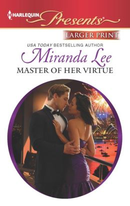 Master of Her Virtue (Harlequin LP Presents Series #3129)