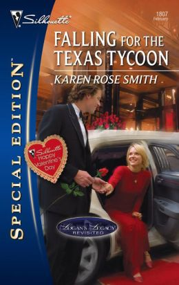 Falling for the Texas Tycoon (Silhouette Special Edition #1807)