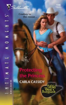 Protecting the Princess (Silhouette Intimate Moments Series #1345)