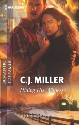 Hiding His Witness (Harlequin Romantic Suspense Series #1722)