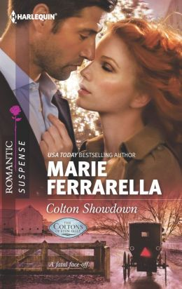 Colton Showdown (Harlequin Romantic Suspense Series #1732)