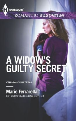 A Widow's Guilty Secret (Harlequin Romantic Suspense Series #1736)