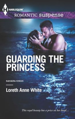 Guarding the Princess (Harlequin Romantic Suspense Series #1738)