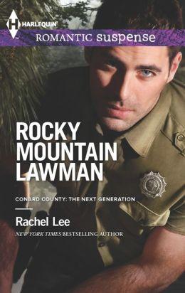 Rocky Mountain Lawman (Harlequin Romantic Suspense Series #1756)