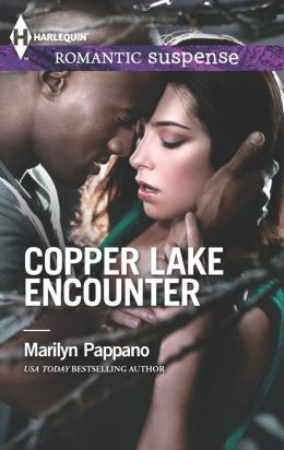 Copper Lake Encounter (Harlequin Romantic Suspense Series #1763)
