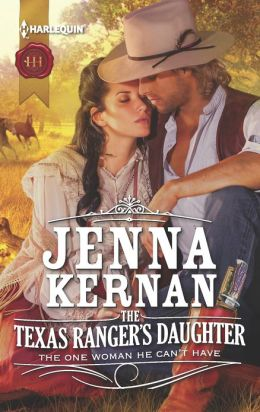 The Texas Ranger's Daughter (Harlequin Historical Series #1123)