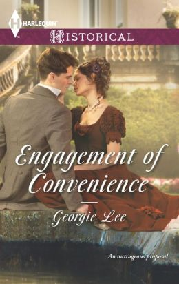 Engagement of Convenience (Harlequin Historical Series #1156)