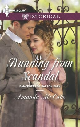 Running from Scandal (Harlequin Historical Series #1165)