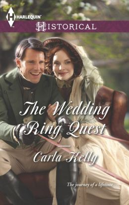 The Wedding Ring Quest (Harlequin Historical Series #1181)