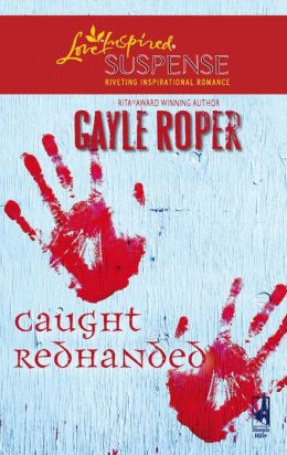 Caught Redhanded (Amhearst Mystery Series #4)