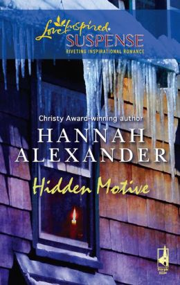 Hidden Motive (Love Inspired Suspense Series)