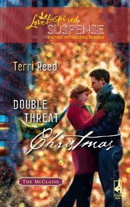 Double Threat Christmas (Love Inspired Suspense Series)