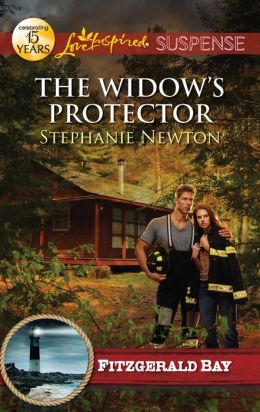 The Widow's Protector (Love Inspired Suspense Series)