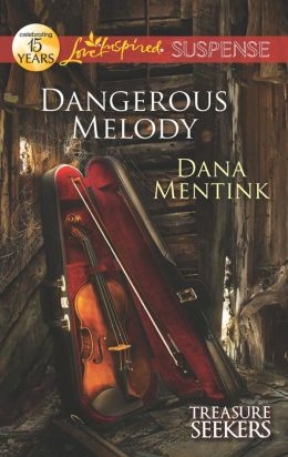 Dangerous Melody (Love Inspired Suspense Series)