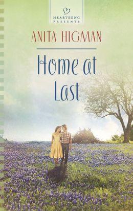 Home at Last (Heartsong Presents Series #1076)