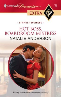 Hot Boss, Boardroom Mistress