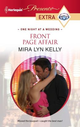 Front Page Affair (Harlequin Presents Extra #136)