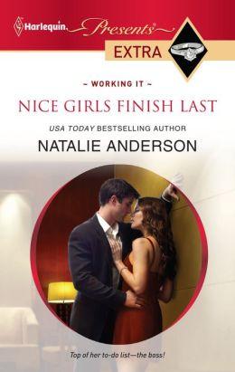 Nice Girls Finish Last (Harlequin Presents Extra #175)