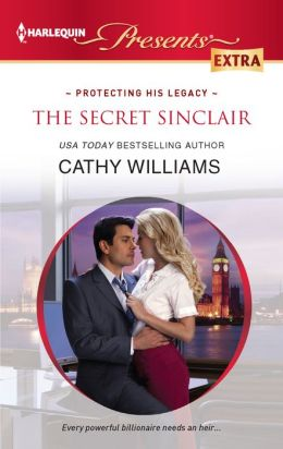 The Secret Sinclair (Harlequin Presents Extra Series #214)