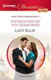 Book Cover Image. Title: Untouched by His Diamonds (Harlequin Presents Extra Series #218), Author: Lucy Ellis
