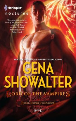 Lord of the Vampires (Royal House of Shadows Series #1)