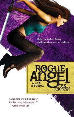 The Chosen (Rogue Angel Series #4)