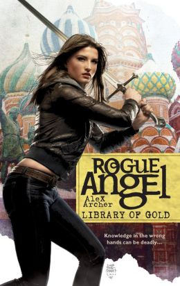 Library of Gold (Rogue Angel Series #37)