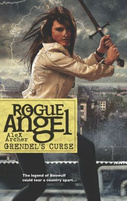 Grendel's Curse (Rogue Angel Series #48)