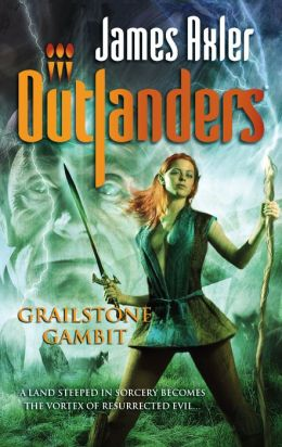 Grailstone Gambit (Outlanders Series #44)