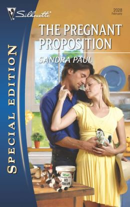 The Pregnant Proposition (Silhouette Special Edition #2028)
