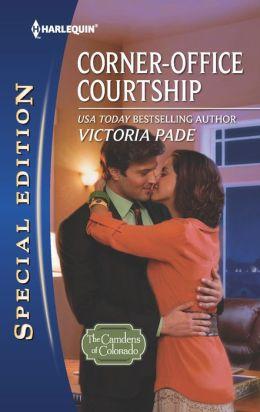 Corner-Office Courtship (Harlequin Special Edition Series #2217)