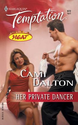 Her Private Dancer: Heat Miniseries (Temptation Series #972)