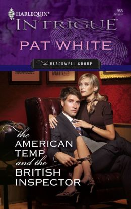 American Temp and the British Inspector (Harlequin Intrigue #968)