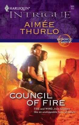 Council of Fire (Harlequin Intrigue #988)