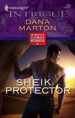 Sheik Protector (Harlequin Intrigue Series #1085)