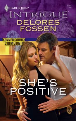 She's Positive (Harlequin Intrigue #1144)