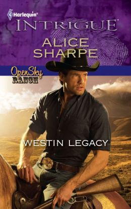 Westin Legacy (Harlequin Intrigue #1309)