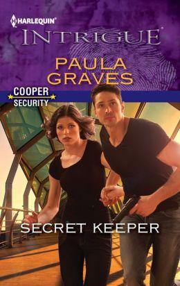 Secret Keeper (Harlequin Intrigue Series #1372)