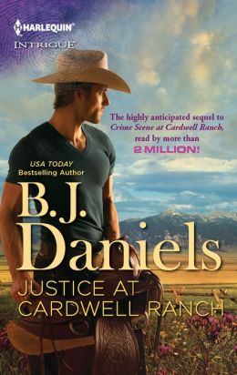 Justice at Cardwell Ranch (Harlequin Intrigue Series #1377)