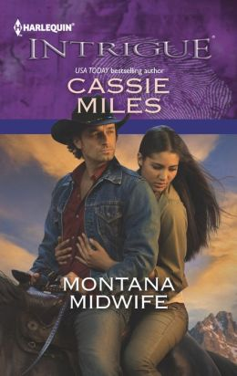 Montana Midwife (Harlequin Intrigue Series #1384)