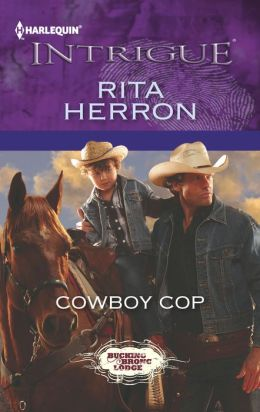 Cowboy Cop (Harlequin Intrigue Series #1390)