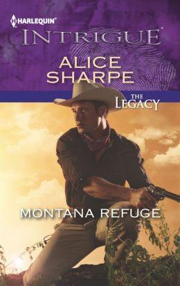 Montana Refuge (Harlequin Intrigue Series #1392)